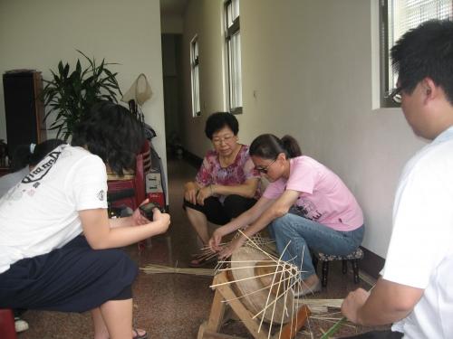 6月18日大愛電視台劇組人員參訪