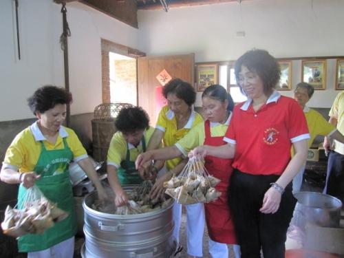 6月5日端午節社區將辦端午肉粽香坑子活動