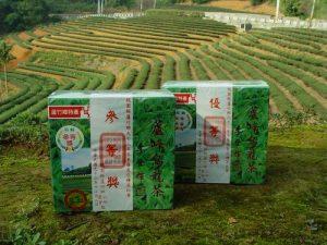 蘆峰烏龍茶